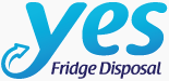 Yes Fridge Disposal Logo